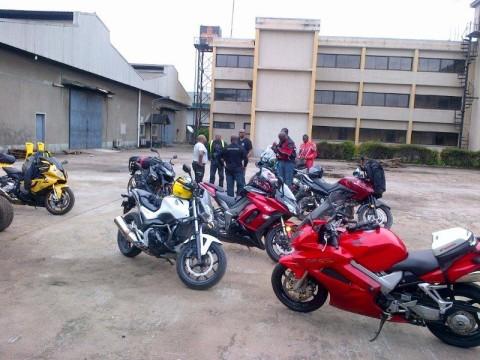 Inaugural Ride Report
