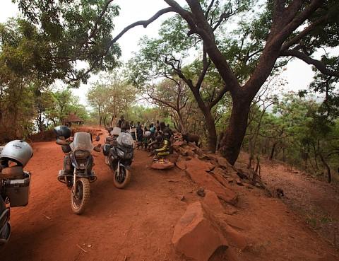 Dakar Tour