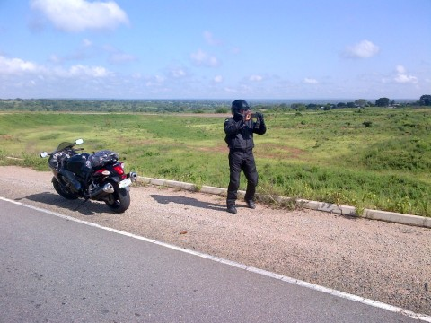 First Ride Out to Ilorin….Ronin's account