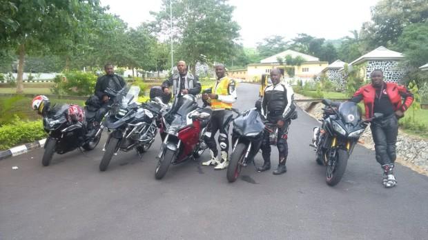 Ikogosi Tour, July 2014
